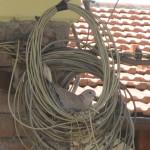 usi alternativi dei cavi telefonici...