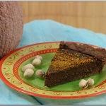 Crostata di zucca e cioccolato