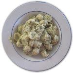 Pasta con ricotta e broccoli