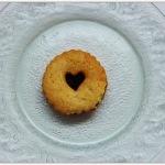Biscotti di pastafrolla con le nocciole