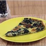 Torta salata con foglie di coste (tipo quiche)