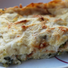 Lasagne di pane carasau e broccoli