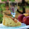 Torta di mele soffice con pasta madre