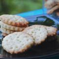Cracker dolci e salati.