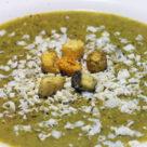 Zuppa di fagiolini.