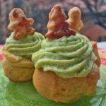 Alberi cremosi all'avocado