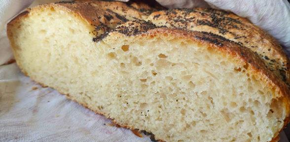 Pane di semola di grano duro con licoli