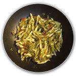 Pasta con broccoli e pomodorini