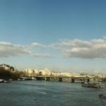 Blognotes di viaggio - Londra, Tamigi e London Eye, panoramica