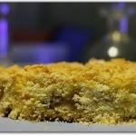 Torta sbriciolona con marmellata