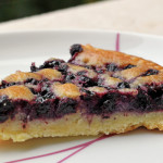 Crostata con mirtilli