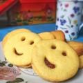 Biscotti friabili con farina di mais e riso senza glutine.